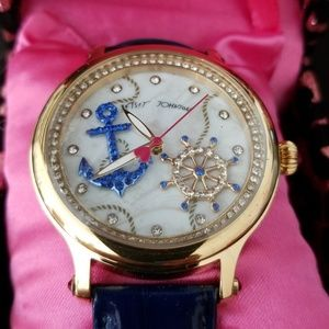 Sale Betsey Johnson anchor watch